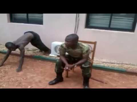Life in Nigeria Defence Academy Army School