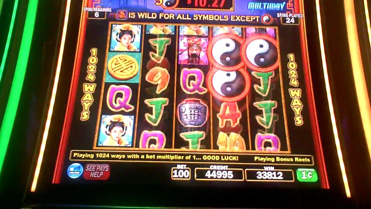 Dragons Gold Slot Machine