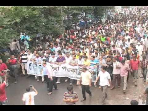 Bogra BNP Michil ftg 16 08 14
