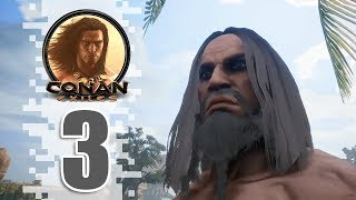 Full Aquilonian - Ep03 - Conan Exiles Removing The Bracelet