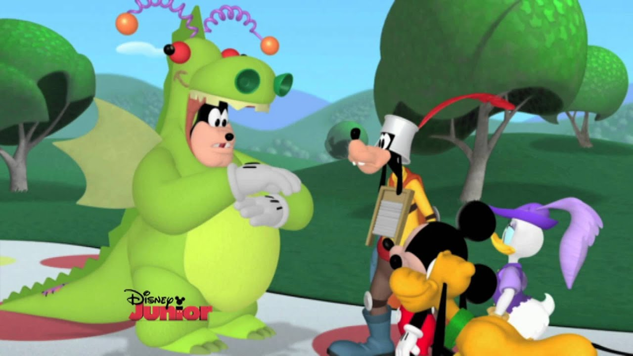 [New Cartoons] Mickey Mouse Clubhouse Hot Dog Song Episodes English Version Full HD.