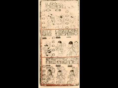 Codex Dresden Ancient Alien