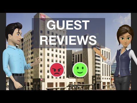 Ibis Deira City Centre 3 ⭐⭐⭐  Reviews Real Guests. Real Opinions. Dubai, UAE