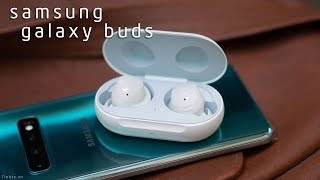 Review Samsung Galaxy Buds