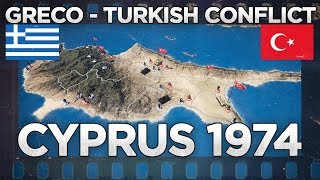 Cyprus Crisis 1974 - COLD WAR DOCUMENTARY