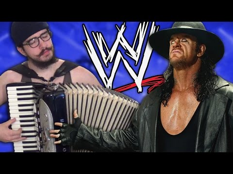 Rest in Peace (The Undertaker) [accordion cover]