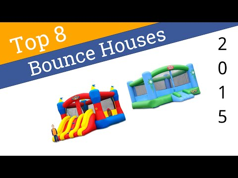 8 Best Bounce Houses 2015