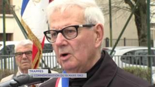 Trappes : commémoration du 19 mars 1962