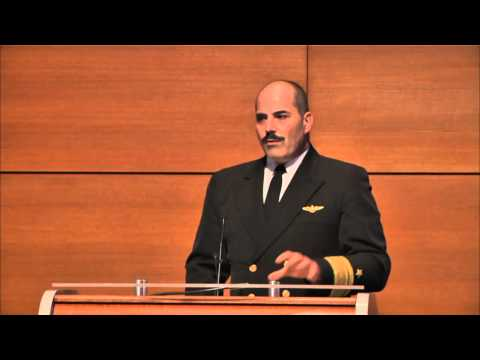 OCEANS 12 Rear Admiral Mark Guadagnini