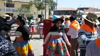 SANTIAGO 2016 HUAYUCACHI, HUANCAN HUARI FAMILIA UNSIHUAY