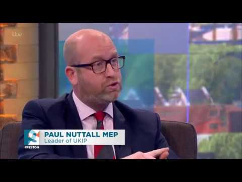 Paul Nuttall Full Interview - Peston on Sunday