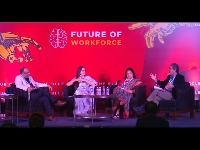 Future of Workforce | Rajeev Dubey, Rachna Bhanot, Ira Gupta and Pavan Choudary
