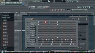 FL Studio - Making Hip Hop Beat with Mannie Fresh Kit
