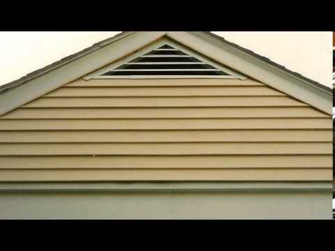 Gable Vents Youtube