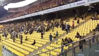 Ferdi Kadıoğlu Tezahüratı #Fenerbahçe