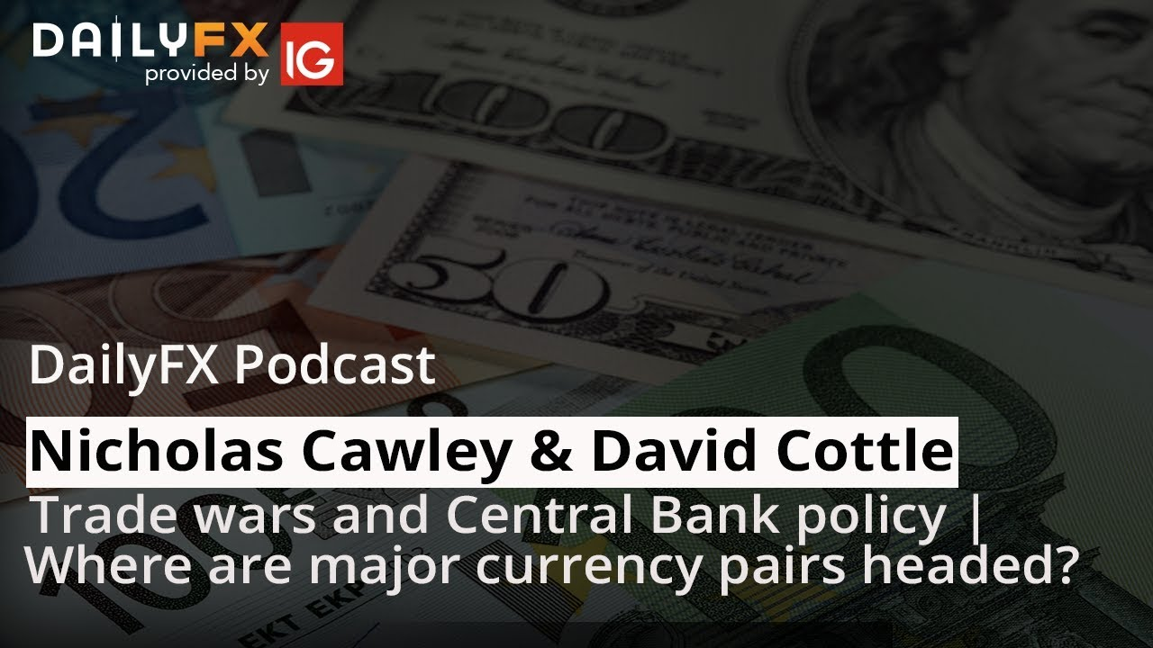 Where are major currency pairs headed?   Podcast