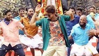 Download Hindi Video Songs - Bairavaa  | Azhagiya Soodana Poovey | Vijay | Keerthi Suresh