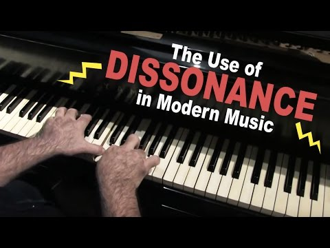 The Use of Dissonance in Modern Music w/Dave Frank