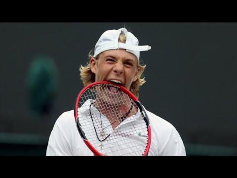 The WORST Tennis Choke EVER??? (Denis Shapovalov)