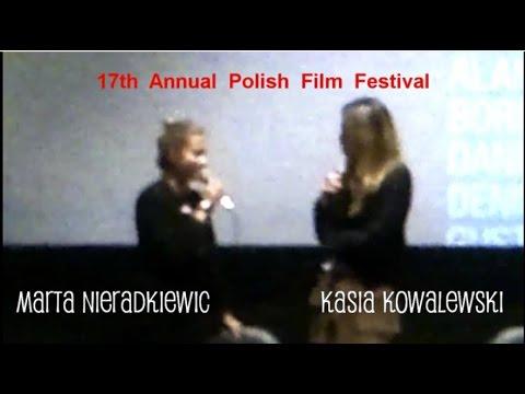 "Marta Nieradkiewic & Kasia Kowalewski re ""United States of Love"""