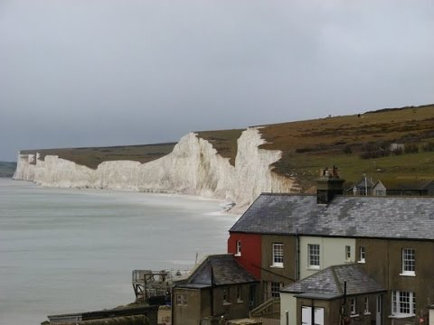 Places to see in ( Eastbourne - UK ) Birling Gap