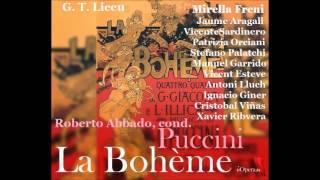 La Bohème. Giacomo Puccini. Freni - Abbado.