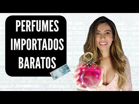 PERFUMES IMPORTADOS BARATOS E QUE VALEM A PENA (até R$100)