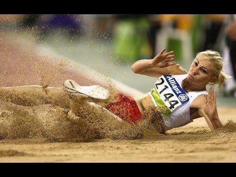 Women's long jump T38 | final |  2015 IPC Athletics World Championships Doha