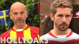 Hollyoaks: Buster Vs Brody