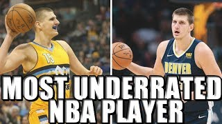 Nikola Jokic is the Most UNDERRATED Player in the NBA!