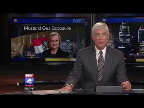 WDAF: Claire McCaskill Says More WWII Veterans Need Benefits for Mustard Gas Exposure