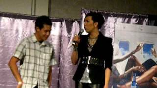 vice ganda live on guam (03/20/09) with the cute guy..