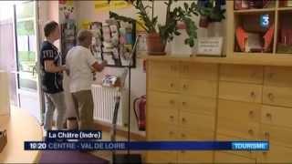 BIlan touristique mitig� dans l'Indre pour le mois de juillet