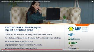 Conheça a Franquia Brazil Health