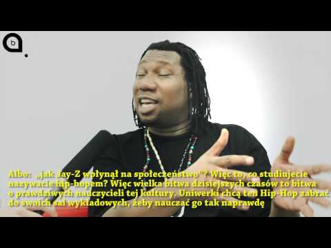 KRS - ONE  talks about ZULU NATION - EXCLUSIVE