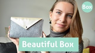 Beautiful Box Novembre 2018 : Flowers Dreams (Box Beauté)