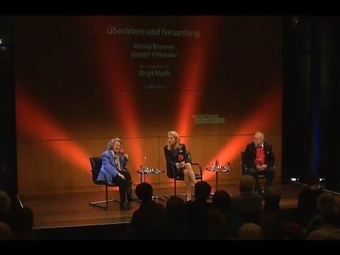 Überleben und Neuanfang mit der 90-jährigen Holocaust-Überlebenden Henny Brenner