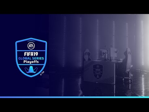 FIFA 19 Global Series PlayStation 4 Playoffs - Day 1