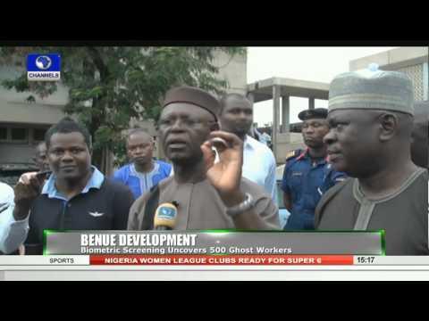 News Across Nigeria: Fayose Laments Dwindling FG Allocation 30/10/15 Pt. 2