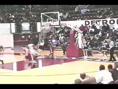 Detroit Area High School Basketball Hoop Star Highlights