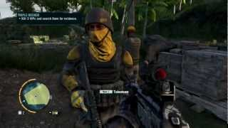 """Far Cry 3 - Privateer """"Stealth"""" Gameplay HD 1080p (Triple Decker Walktrough)"""
