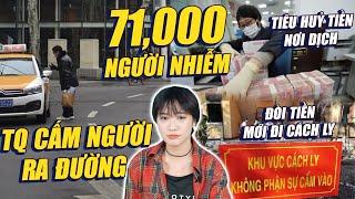 Bản tin Corona #14 : TQ cấm người ra đường | Tiêu huỷ tiền nơi dịch | Đòi tiền mới đi cách ly