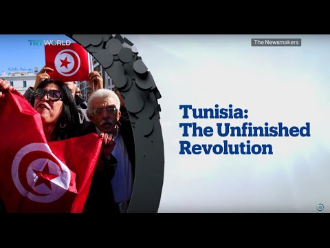 The Newsmakers: Tunisia: The Unfinished Revolution