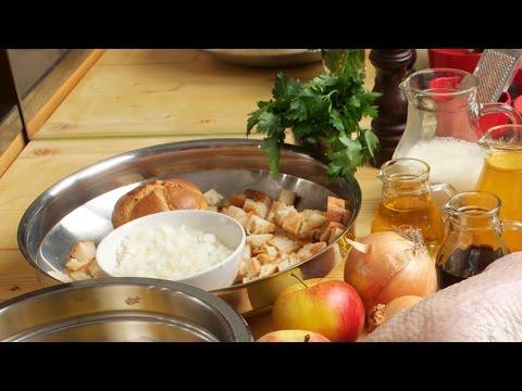 Knödel wie im Sterne-Restaurant zubereiten, Serviettenknödel Rezept von Chefkoch Thomas Sixt