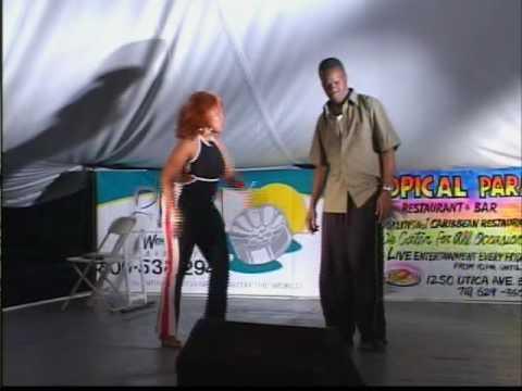 Susan Kennedy & Learie Joseph [Hilarious] - Sweet Man pt.1