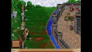 Gameplay dHeroes of Might and Magic 2 Fast game par Vladdy29