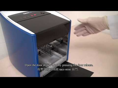 taco mini Automatic Nucleic Acid Extraction System