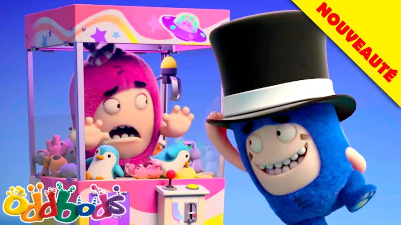 Oddbods   Nouveau   UN ETÉ AMUSANT AU PARC D'ATTRACTIONS   Dessins Animés Amusants pour les Enfants
