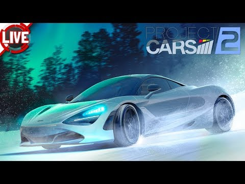 PROJECT CARS 2 - Wir testen den Multiplayer - Project CARS 2 Livestream