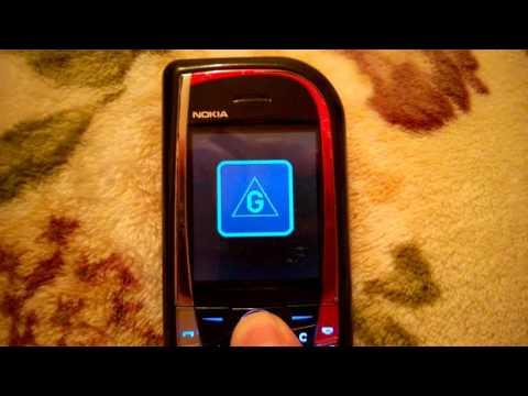 """Nokia 7610 N-Gage games """"bad"""" colors"""